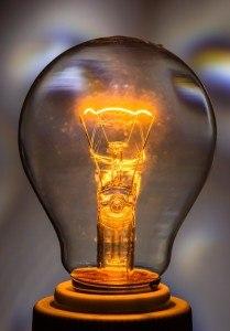 Glühlampen Forschung Philips