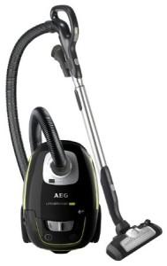 Der AEG UltraSilencer ist besonders leise.