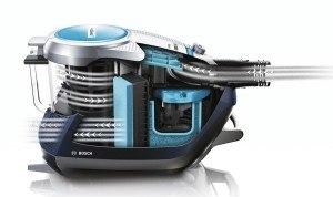 Bosch hightech Motor Staubsauger