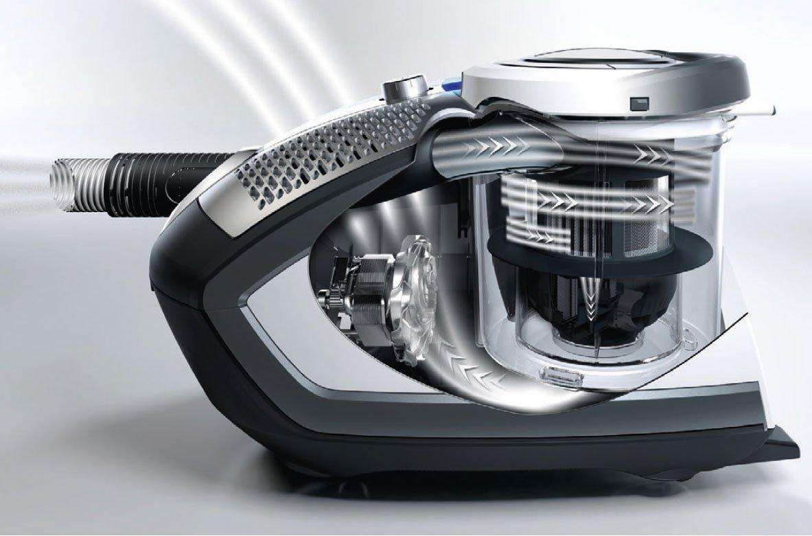 bosch beutelloser staubsauger motor staubsauger im. Black Bedroom Furniture Sets. Home Design Ideas