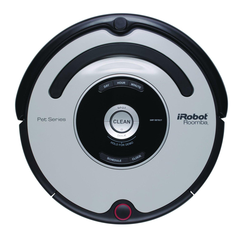iRobot Roomba 565 Staubsaug-Roboter Testbericht
