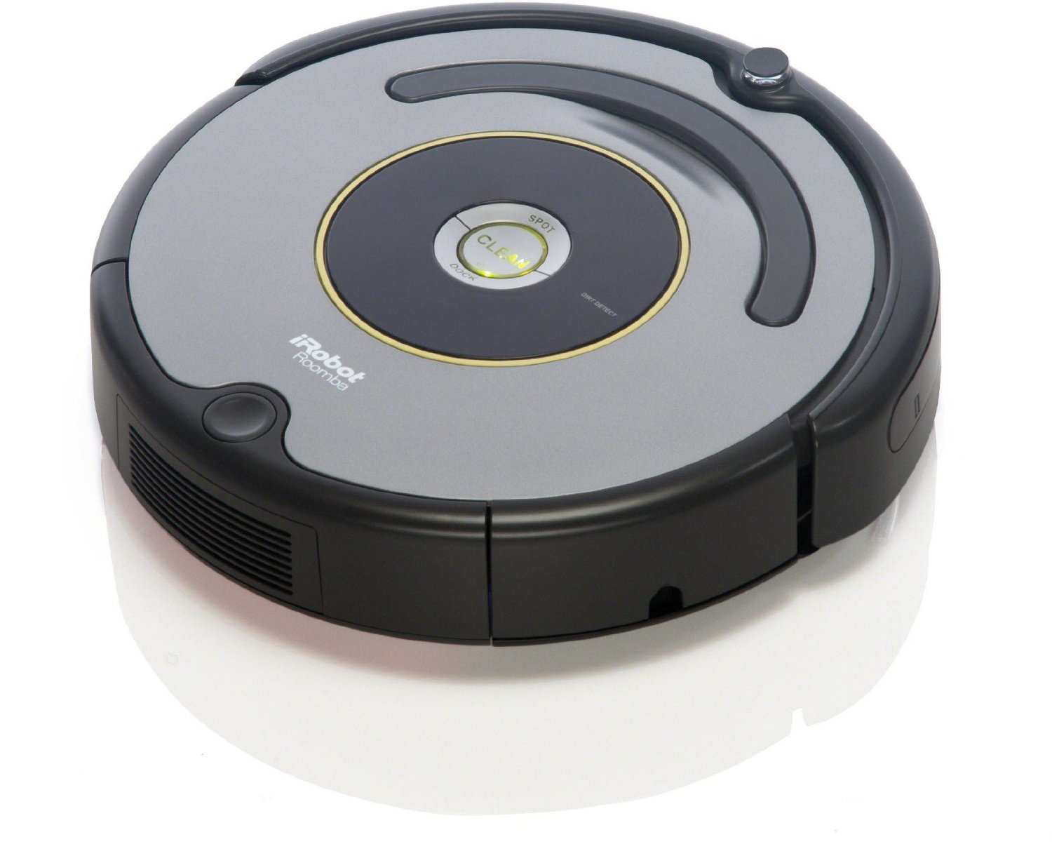 irobot roomba 630 staubsaug roboter im test. Black Bedroom Furniture Sets. Home Design Ideas