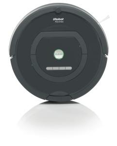 Roboter Sauger von Roomba