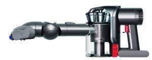 Dyson Digital Slim DC45 Handstaubsauger Elektrobürste mit Carbon Fibre Technologie