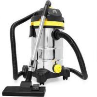 monzana® Staubsauger Nass-Trockensauger Industriesauger 30 Liter 1800 Watt mit 3 m Schlauch