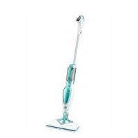 Black+Decker FSM1630 1600W Dampfbesen Steam Mop Deluxe