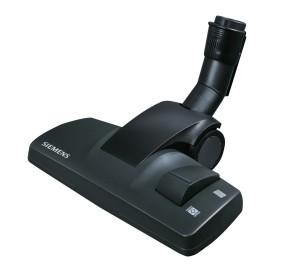 Siemens VSQ8SEN72C Bodenstaubsauger Q8.0 Power Sensor mit Hartbodendüse EEK A (powerSensor Technolog, XXL Staubbeutelvolumen, Hochleistungs-Hygienefilter)