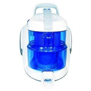 WTC Aqua Eco Vacuum Jet Nass und Trockensauger Staubsauger mit Wasserfilter & Hepafilter - Ideal für Allergiker (Ohne Turbobürste)