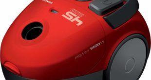 Der rote SVC 45RD-EUE2 von Sencor im Test