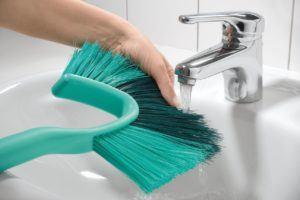 Leifheit 41510 Staubbesen Dusty Reinigung